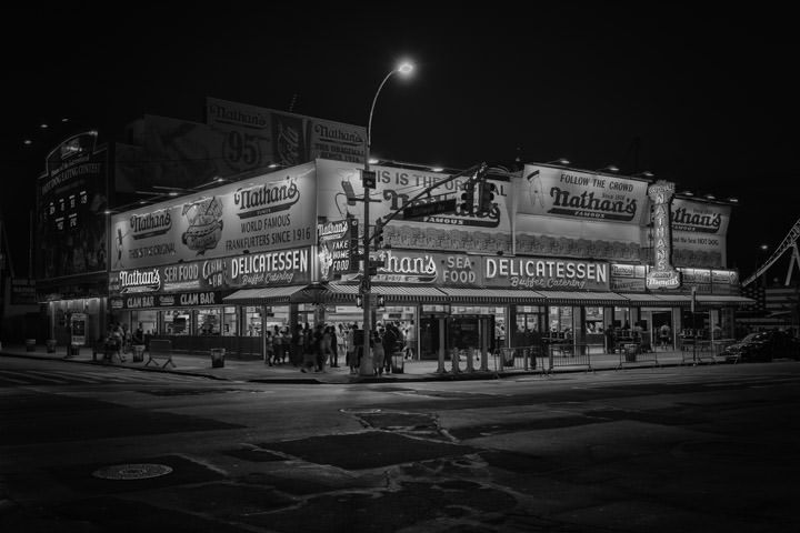 Photograph of Coney Island 2