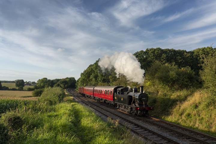 Photograph of Country Steam 1