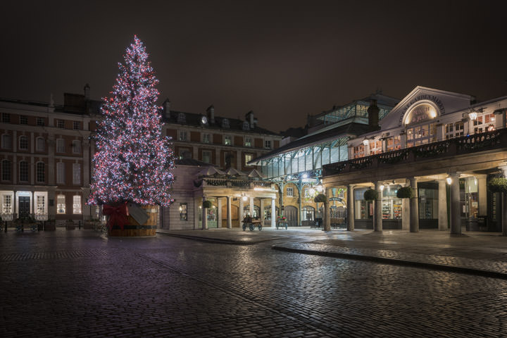 Covent Garden Christmas 1