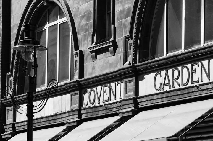 Photograph of Covent Garden