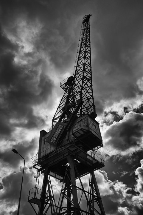 Photograph of Cranes - Docklands 2