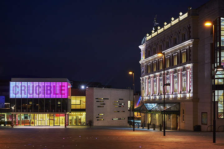 Photograph of Crucible Lyceum Sheffield