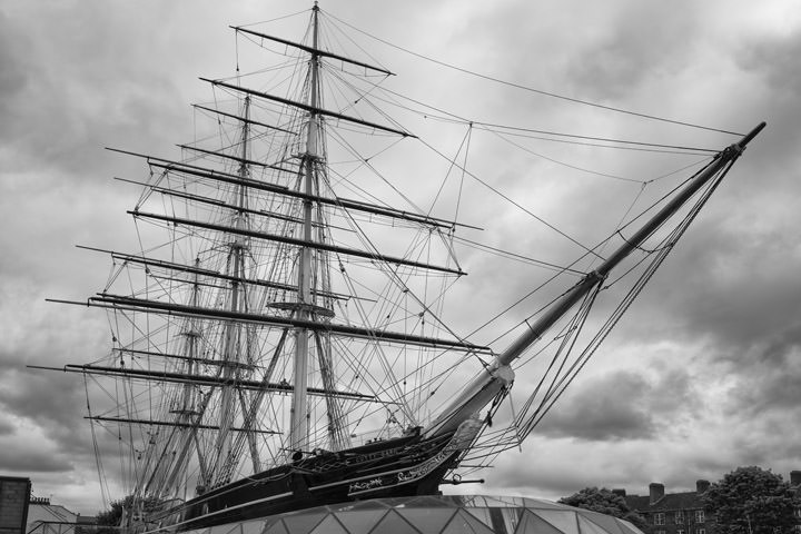 Photograph of Cutty Sark Greenwich 1