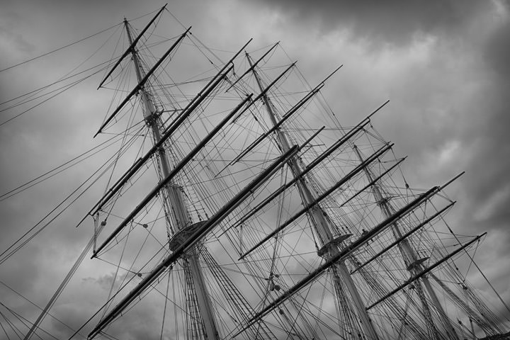 Photograph of Cutty Sark Greenwich 2