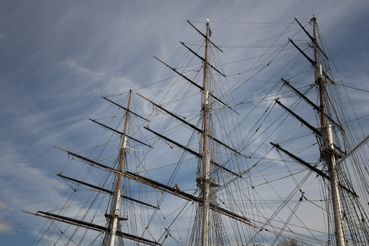 Photograph of Cutty Sark Greenwich 3