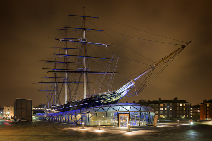 Photograph of Cutty Sark Greenwich 4