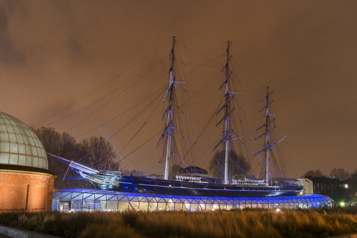 Photograph of Cutty Sark Greenwich 5
