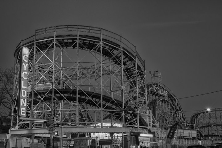 Cyclone Coney Island 5