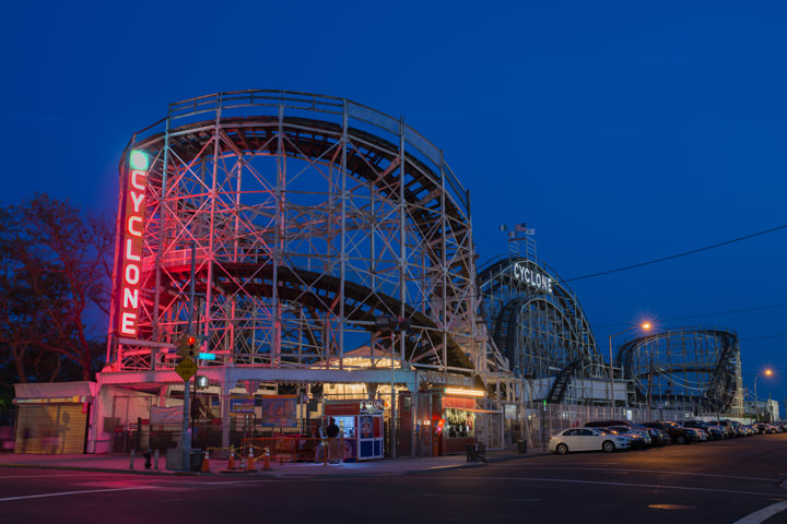 Cyclone Coney Island 6
