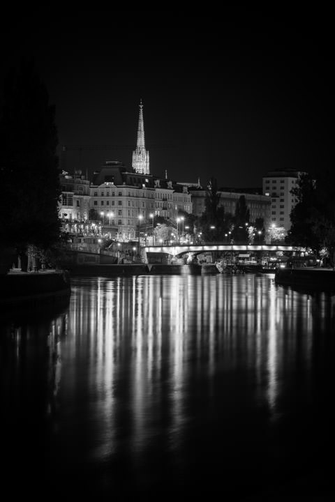 Photograph of Danube Canal Vienna 3
