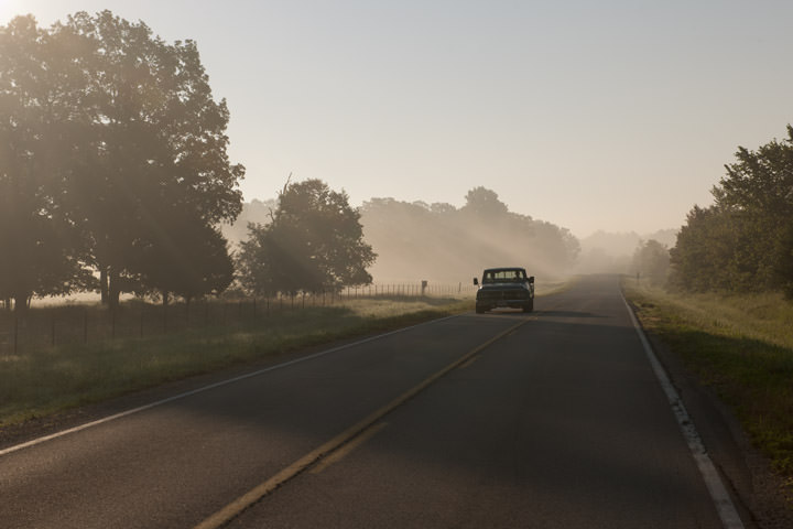 Dawn -  Route 66 Missouri