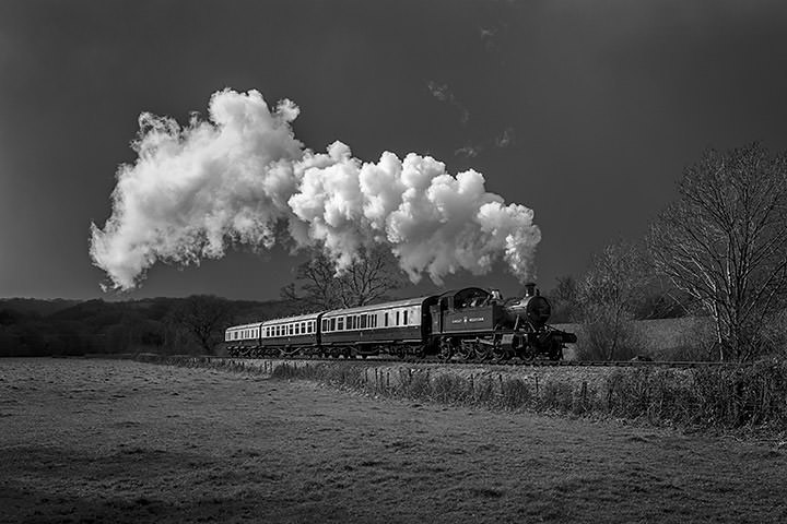 Photograph of Devon Steam 1