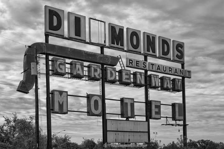 Diamonds Gardenway Motel Villa Ridge - Missouri