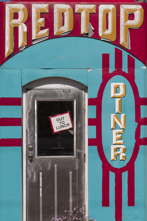Diner -  Route 66 New Mexico