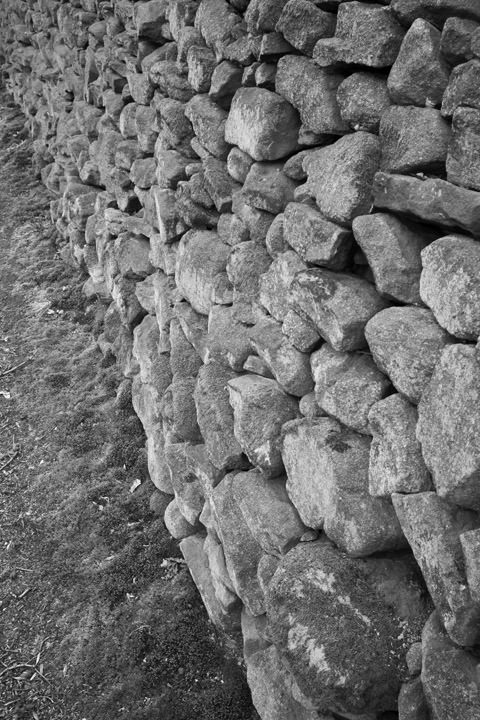 Photograph of Drystone Wall 6