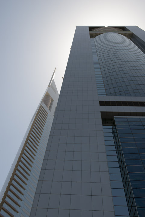 Photograph of Dubai High Rise 2