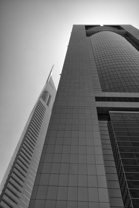 Photograph of Dubai High Rise 3