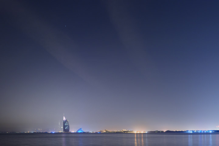 Photograph of Dubai Skyline 10