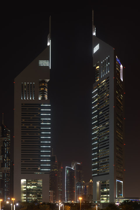 Photograph of Dubai Skyline 19