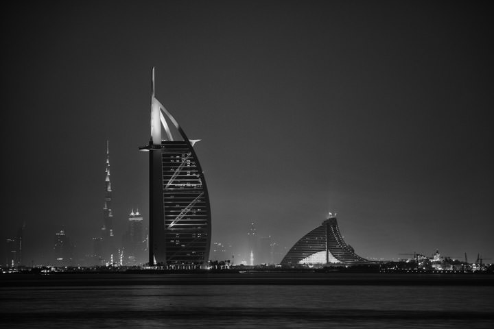 Photograph of Dubai Skyline 2