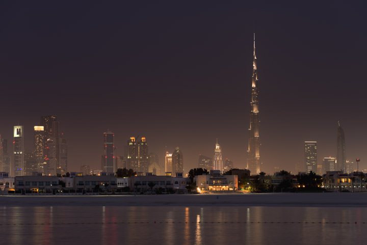 Photograph of Dubai Skyline 20