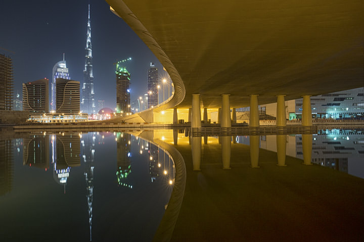 Photograph of Dubai Skyline 22