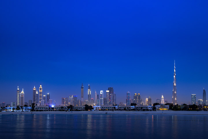 Photograph of Dubai Skyline 23