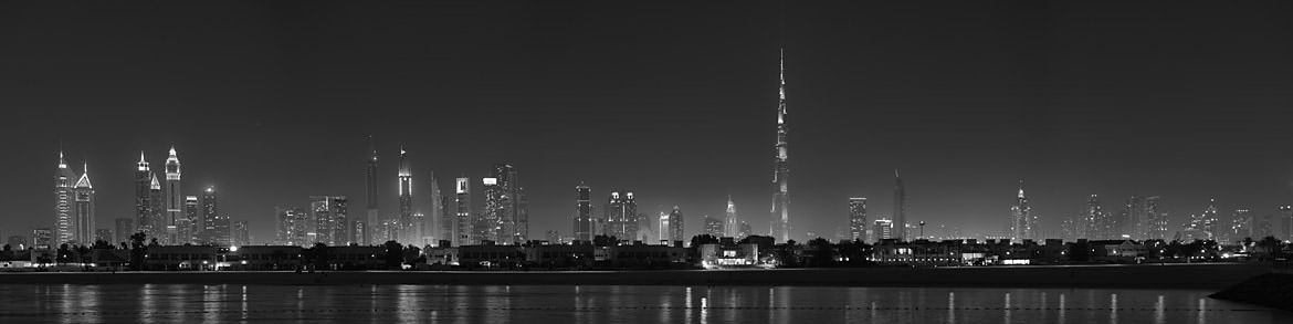 Photograph of Dubai Skyline 24