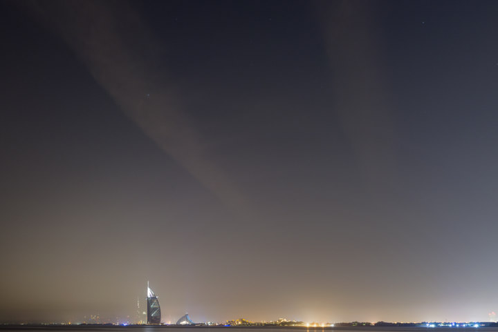Photograph of Dubai Skyline 25