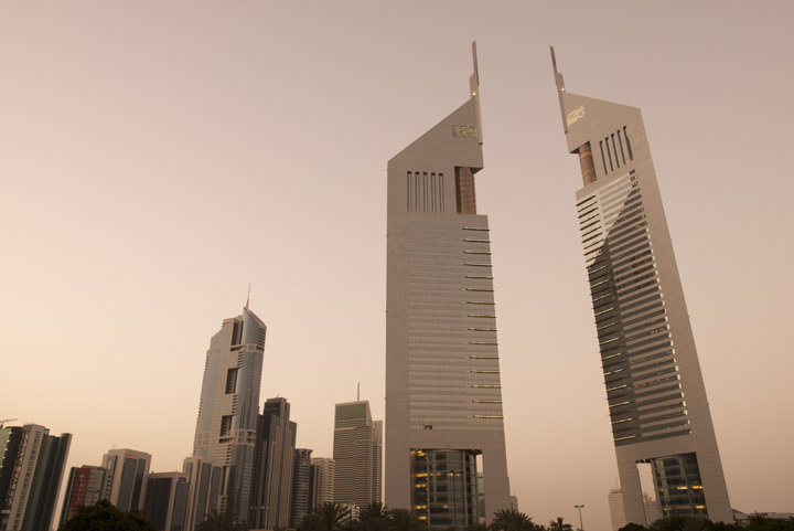 Photograph of Dubai Skyline 26