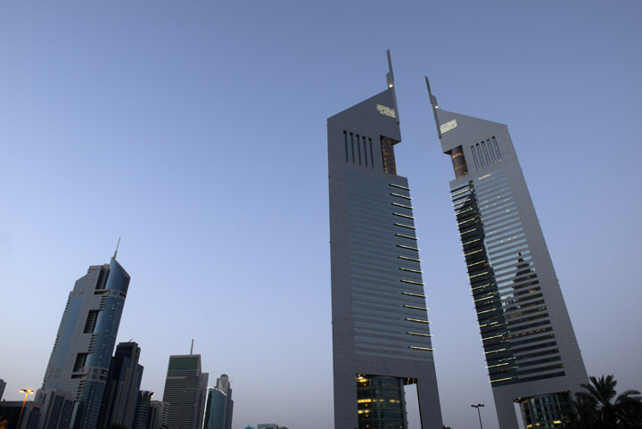 Photograph of Dubai Skyline 27