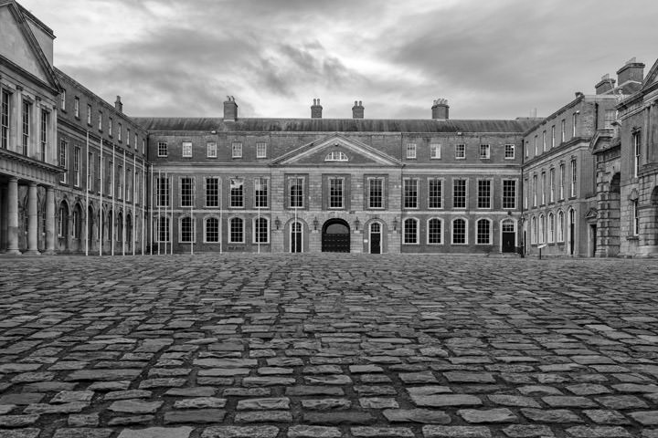 Photograph of Dublin Castle 3