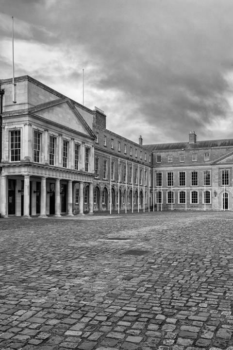 Photograph of Dublin Castle 4