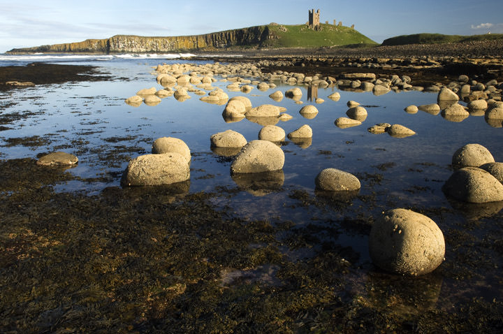 Photograph of Dunstanburgh Castle