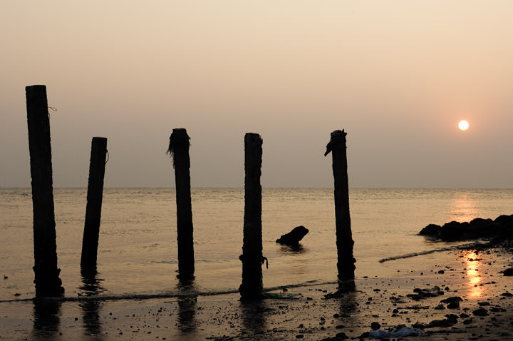 Photograph of Dusk over the Arabian Sea