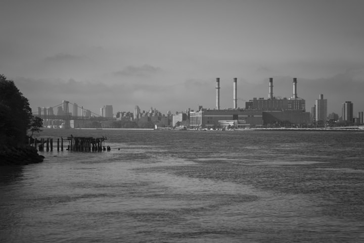 Photograph of East River 1