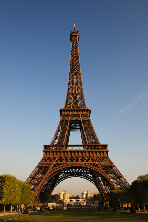 Photograph of Eiffel Tower 10