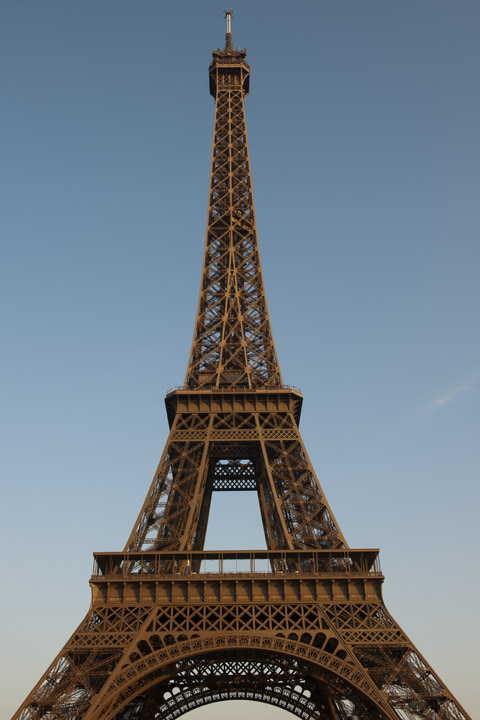 Photograph of Eiffel Tower 11