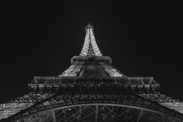 Photograph of Eiffel Tower 14