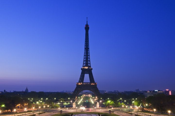 Photograph of Eiffel Tower 15