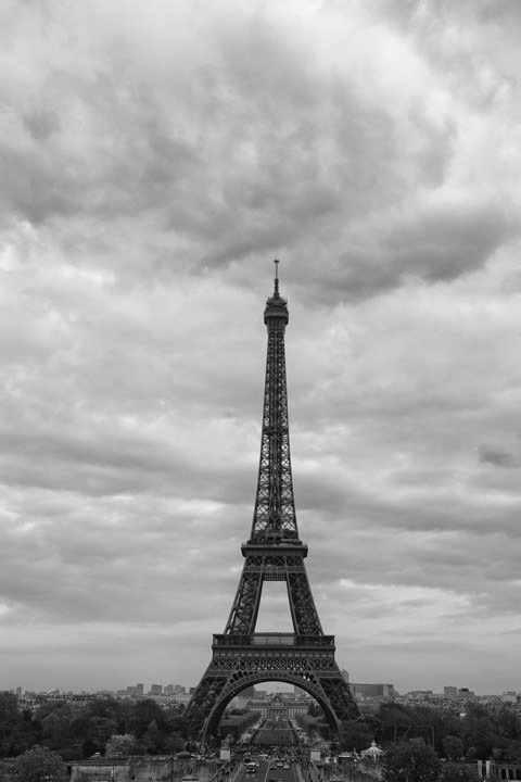 Photograph of Eiffel Tower 5