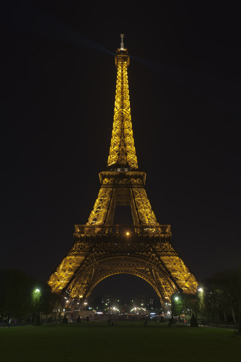 Photograph of Eiffel Tower 7