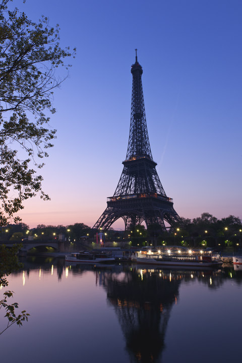 Photograph of Eiffel Tower 8