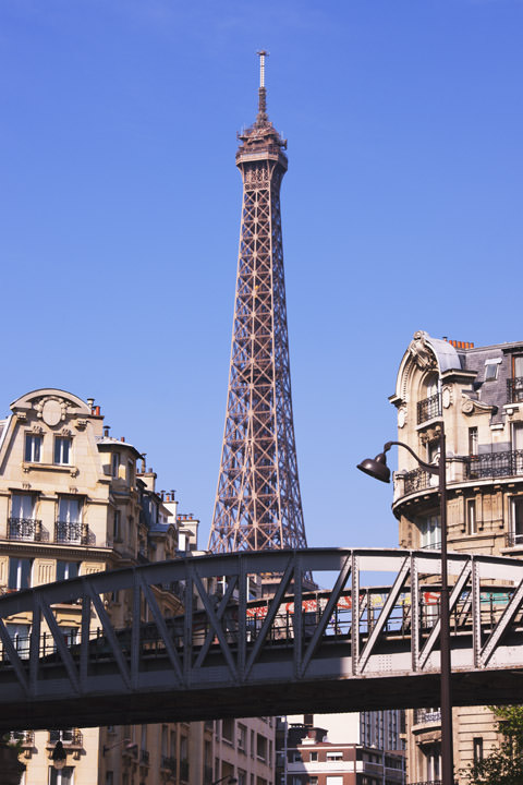 Photograph of Eiffel Tower 9