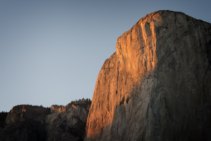 El Capitain Yosemite 6