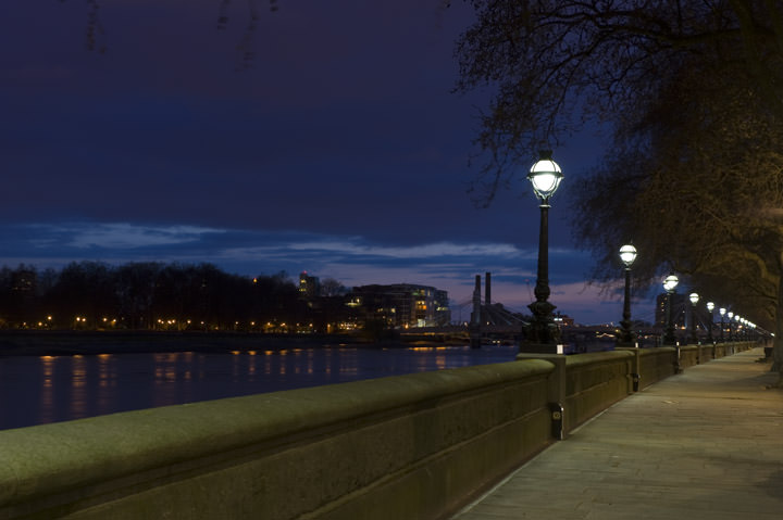 Photograph of Embankment 2