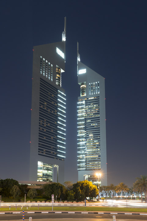 Photograph of Emirates Towers 3