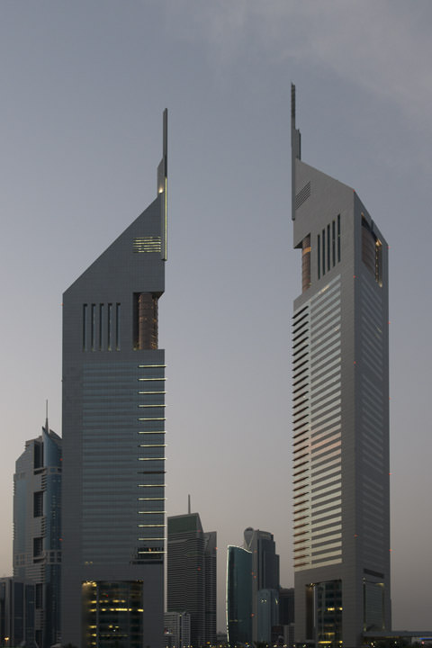 Photograph of Emirates Towers 4