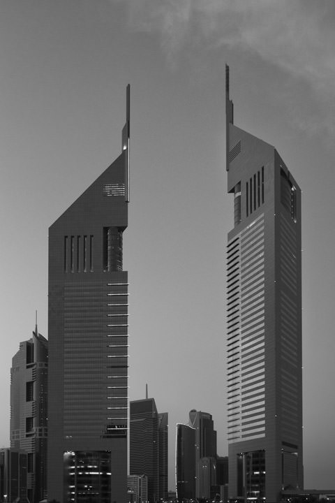 Photograph of Emirates Towers 5