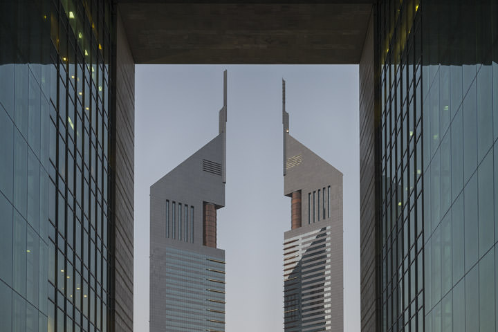 Photograph of Emirates Towers 6
